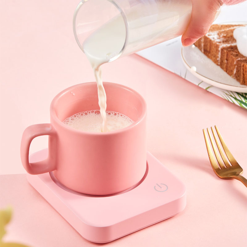 Smart Thermostatic Coaster Cup Heater