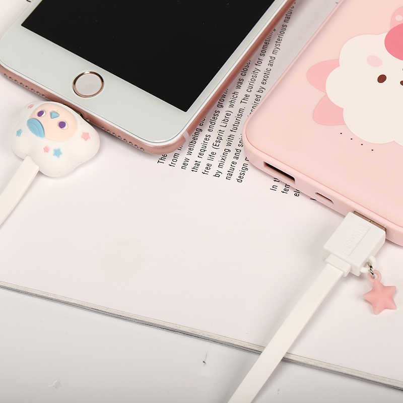 Popmart Pucky Blind Box Series USB Kabel untuk Apple Perangkat Kotak Acak Hadiah Action Figure Hadiah Ulang Tahun Mainan Anak gratis Pengiriman