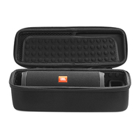 New EVA Hard Protective Case for JBL Flip 5 Flip5 Portable Bluetooth Speaker Storage Carrying Travel Bag fits Charger and Cable|Speaker Accessories| |  -