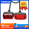 THINKCAR Universal OBD2 Extension Cable for Easydiag 3.0/Mdiag/Golo Original Main OBD 2 Extended Connector 16Pin Male to Female