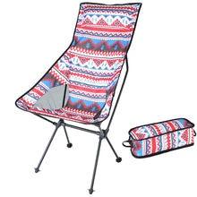 Кемпинг стул desert & fox многоцветные складные стулья для пикника