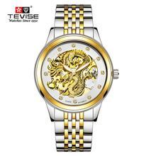 Montre-bracelet cadran hommes Dragon