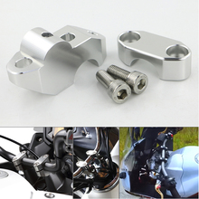 For Honda CRF125F CRF150F CRF50F CRF70F CRF110F CRF80F 22mm 7/8 Motorcycle Handle Bar Raised Extend Mounting Risers