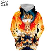 PLstar Cosmos My Hero Academia Anime Harajuku Tracksuit 3D Print Hoodie/Sweatshirt/Jacket/shirts Men Women hiphop casual style-2 plstar cosmos brand boku no hero my hero academia 3d print hoodie sweatshirt tee tops plus size xs 7xl
