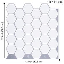 EasyKing (30.5*30.5CM) sala komputerowa dekoracje ścienne naklejki łazienka wodoodporna i przeciwporostowa samoprzylepna naklejka na ścianę