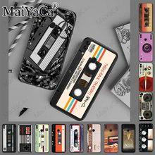Cinta vintage retro antiguo radio de la cáscara de la caja del teléfono para huawei p20pro p30pro p20lite p30lite amigo 20pro mate20 lite honor 8x coque