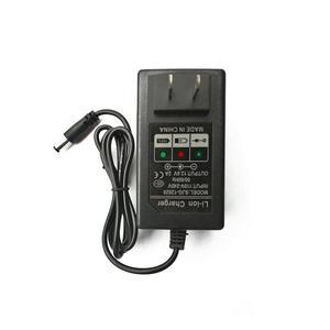 Image 1 - 18650 バッテリー充電器 3s/4s/6s/7s/13s/17s 12v 24v 36v 48v 62vリチウムリチウムイオンバッテリー壁の充電器