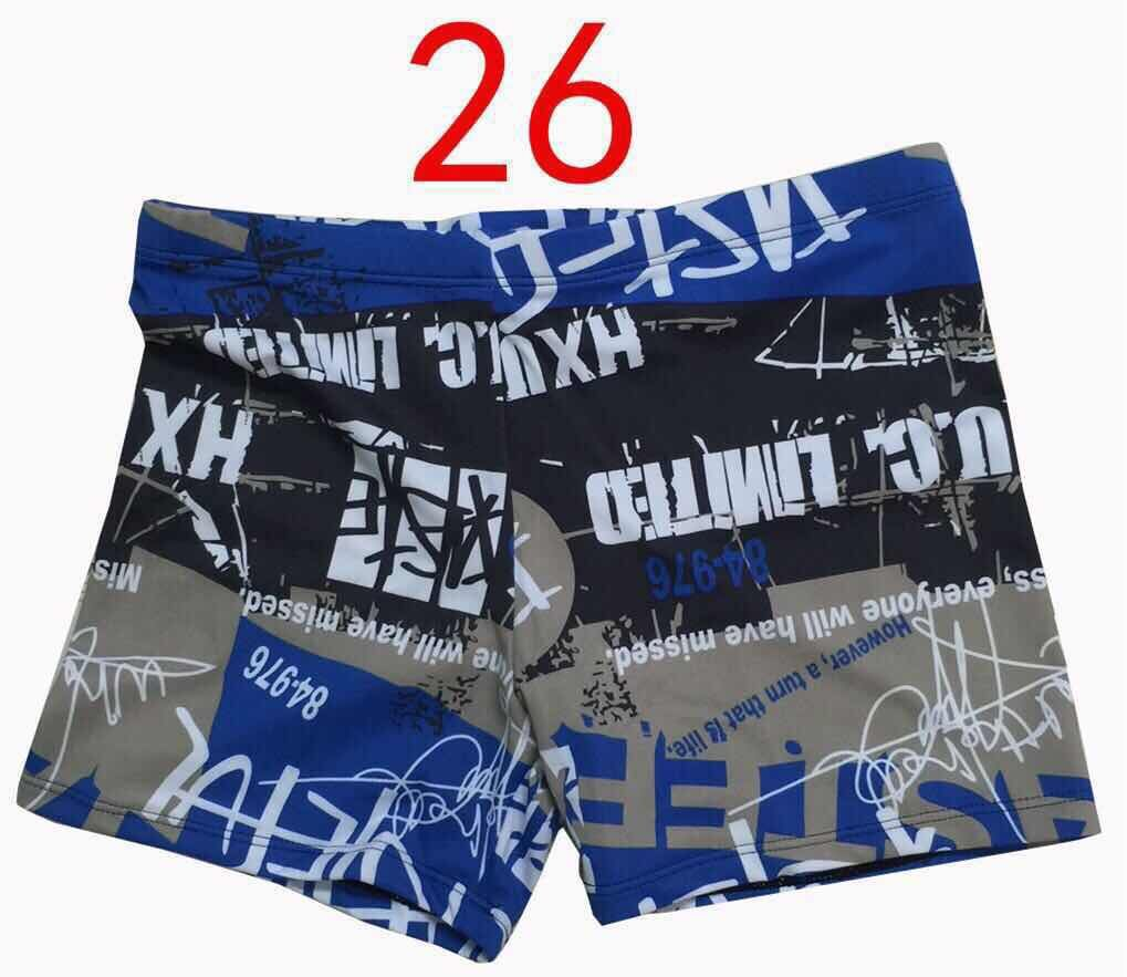 New Style Top Grade Swimming Trunks Men's Swimsuit Large Size Aussiebum 5211