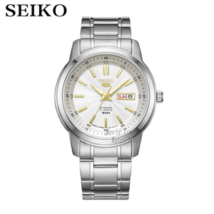 Image 1 - セイコー腕時計メンズ 5 腕時計自動セットトップ高級ブランド防水スポーツメンズ腕時計メンズ腕時計防水watchrelogio masculino
