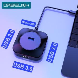 USB 3.0 HUB 2.0 Multi USB Spli