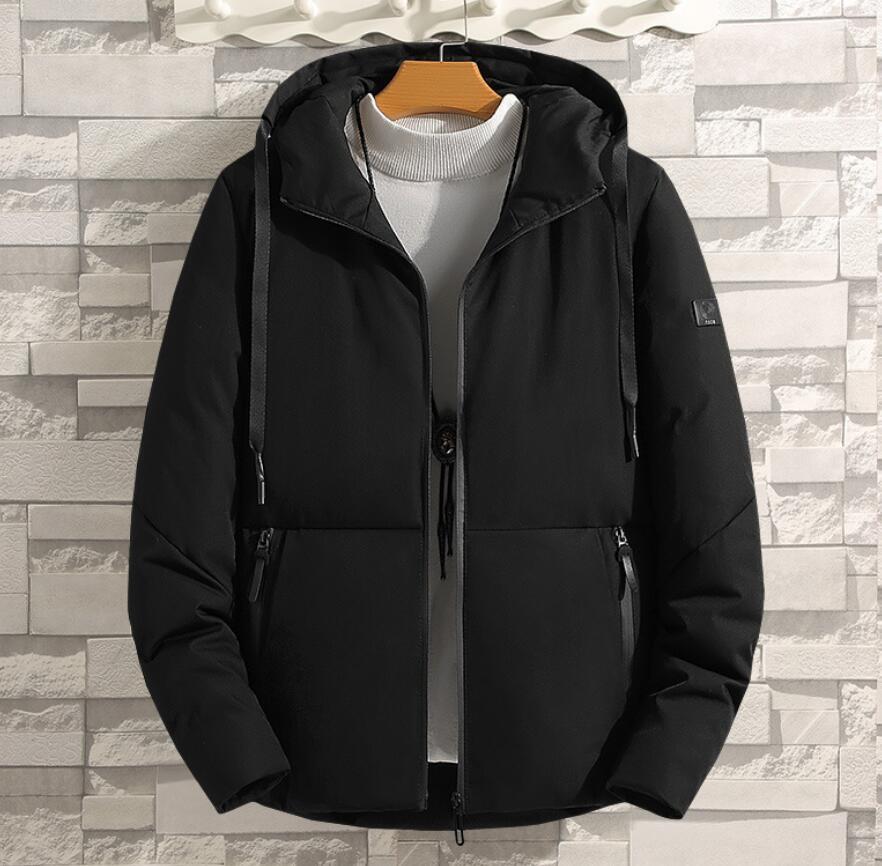Hot 2020 Men's Winter Jacket XL New Down Cotton Jacket Thicken Men's Down Jacket
