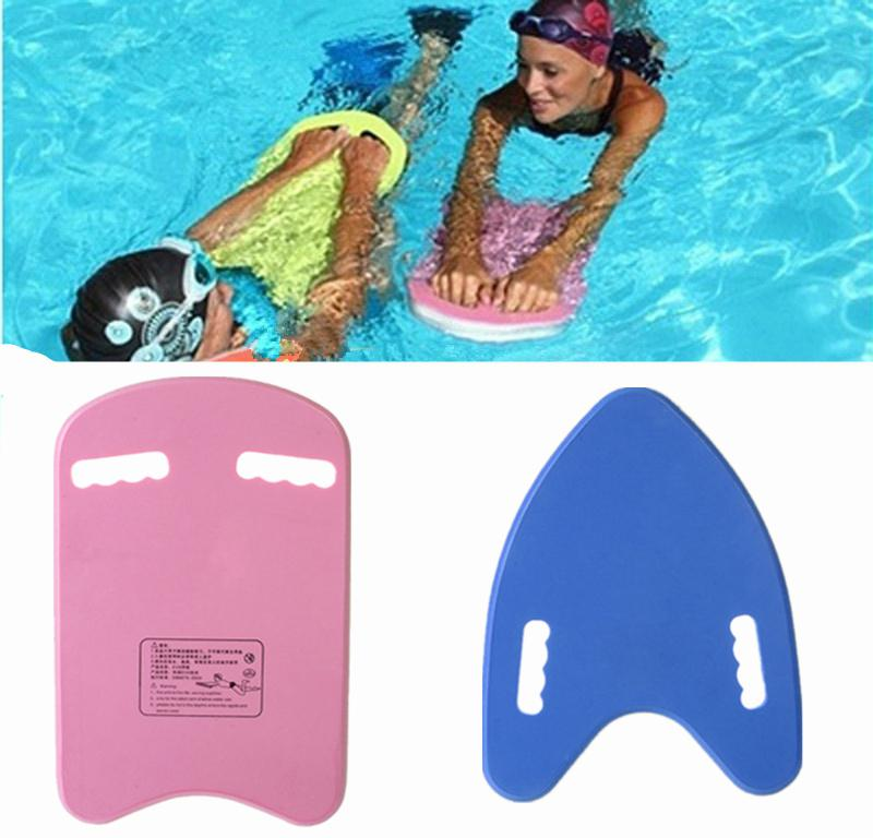 Exquisite EVA Swimming Kickboard Kids Adults Pool Swim Training Aid Floating Buoy Board Accessories Useful Tool For Children