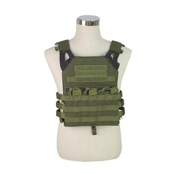 Tactical MOLLE JPC Vest Outdoor CS Game Paintball Airsoft Multicam Combat Vest Military Equipment