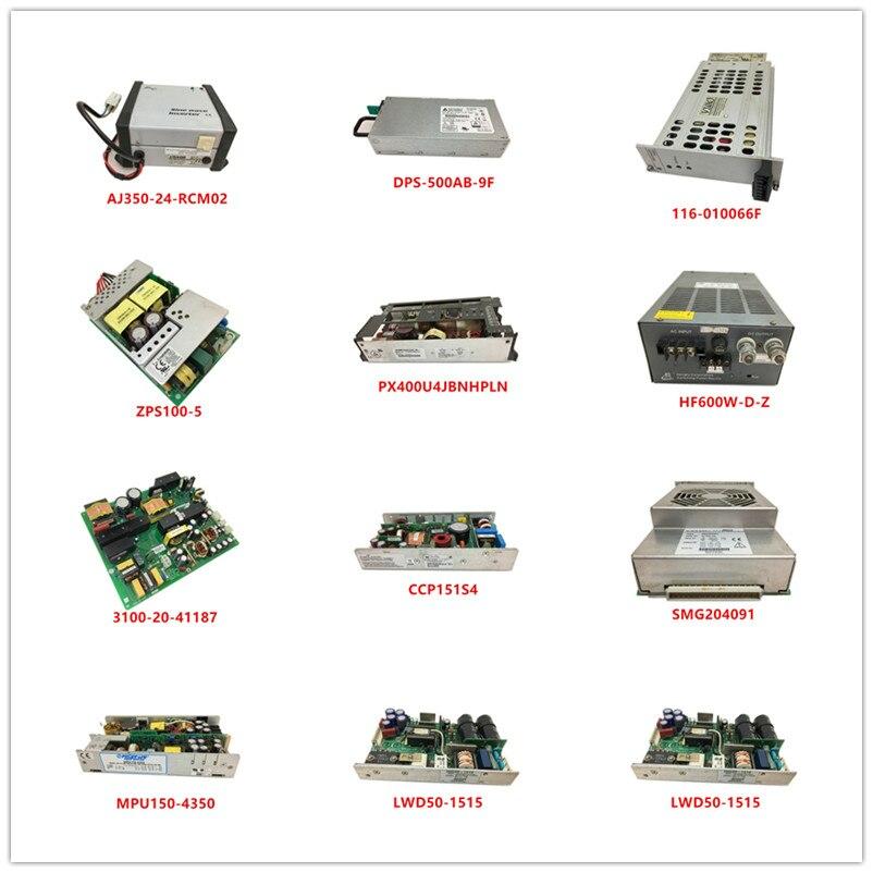 AJ350-24-RCM02|DPS-500AB-9F|116-010066F|ZPS100-5|PX400U4JBNHPLN|HF600W-D-Z|3100-20-41187|CCP151S4|SMG204091|MPU150-4350 Used