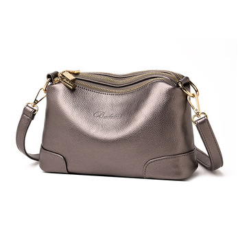 2019 New Soft Leather Women Bags Small Designer Crossbody for Messenger Fashion Brand Luxury Bag