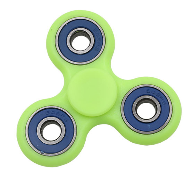 Hand Spinner Fingertip Gyro Finger Fidget Spinner Stress Relief Reliever Spiral Science Baby Toys