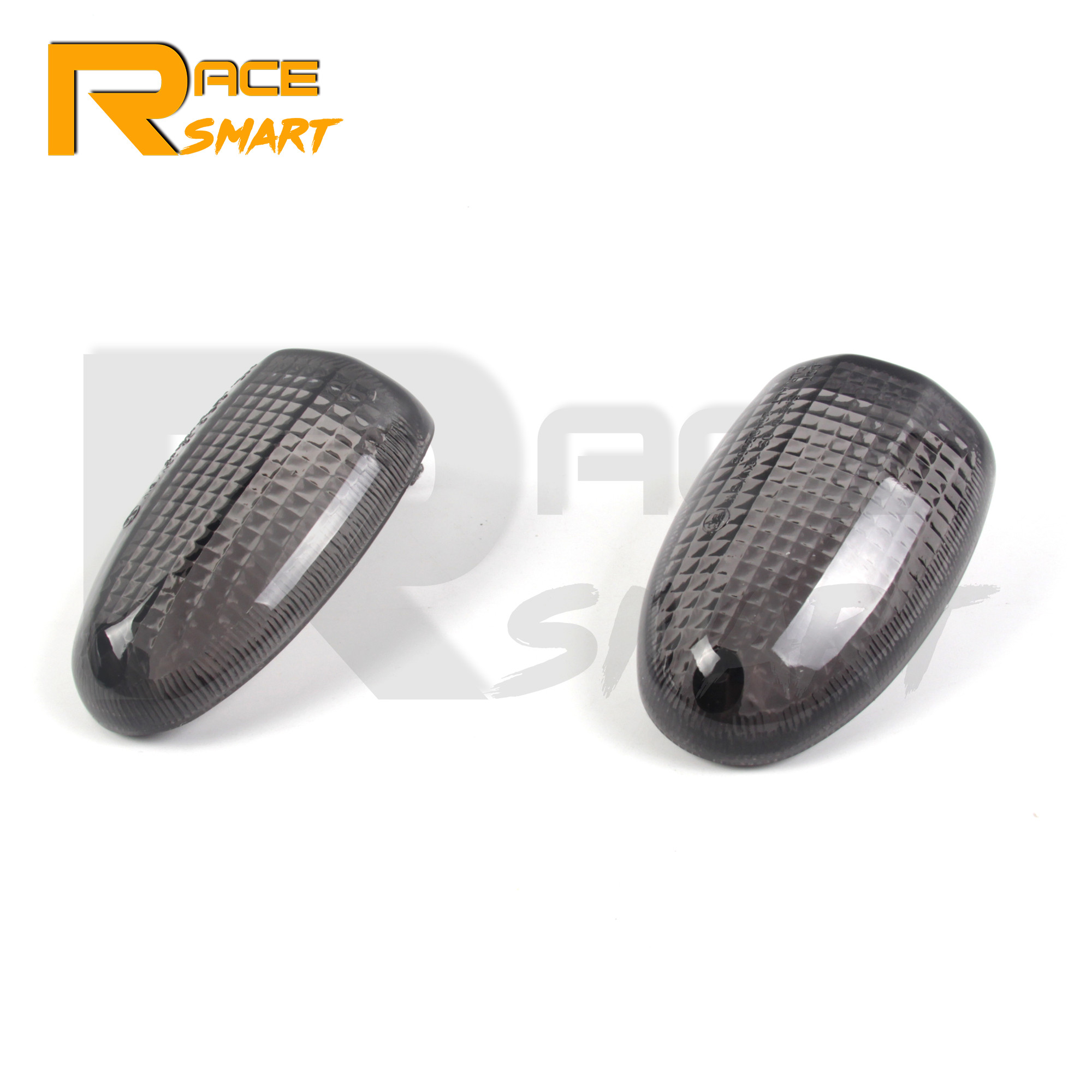 E-Mark Motorcycle Front Turn Signal Light Lens Lamp Cover Case For BMW R1100R R850R R1150GS R1150R R 1150R <font><b>1150GS</b></font> 850R 1100R New image