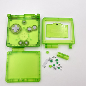 Image 5 - Cool Clear For GBA SP Replacement Housing Shell Cover For Game Boy Advance SP