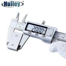 Digital eletrônico vernier caliper 300 mm de aço inoxidável vernier caliper alta precisão calibre medição altura profundidade tester