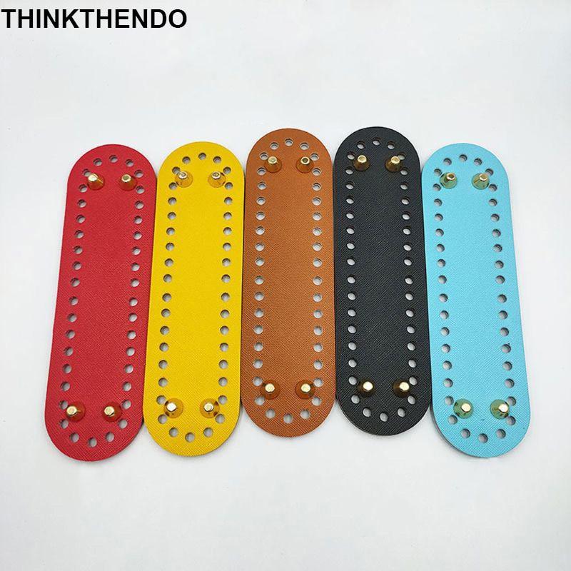 Leather Bag Bottom Shaper Cushion Pad For Shoulder Handbag Making DIY Purse 5 X 18cm