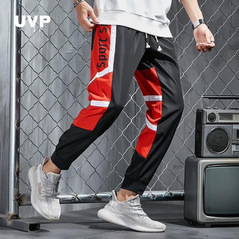 Hip Hop Mens Pants Fashions Men Streetwear Cargo Pant Harajuku Man Tracksuit Trousers Sweatpants Male Elastic Waist Male Trouser