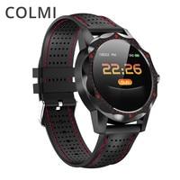 SKY 1 Smart Mannen Siliconen IP68 Waterdichte Fitness Gezondheid Tracker Smartwatch Informatie Herinnering Bluetooth Horloge voor android IOS