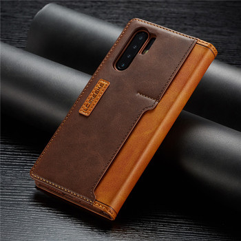 Vintage Wallet Case Hawei P30pro P20lite Luxury Leather Cover For Huawei P20 P30 Mate20 Pro Lite Magnetic Flip Phone Coque Etui