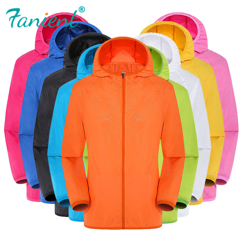 New Womens Ladies Light Rain Mac Showerproof Full Zip Jacket Plus Sizes