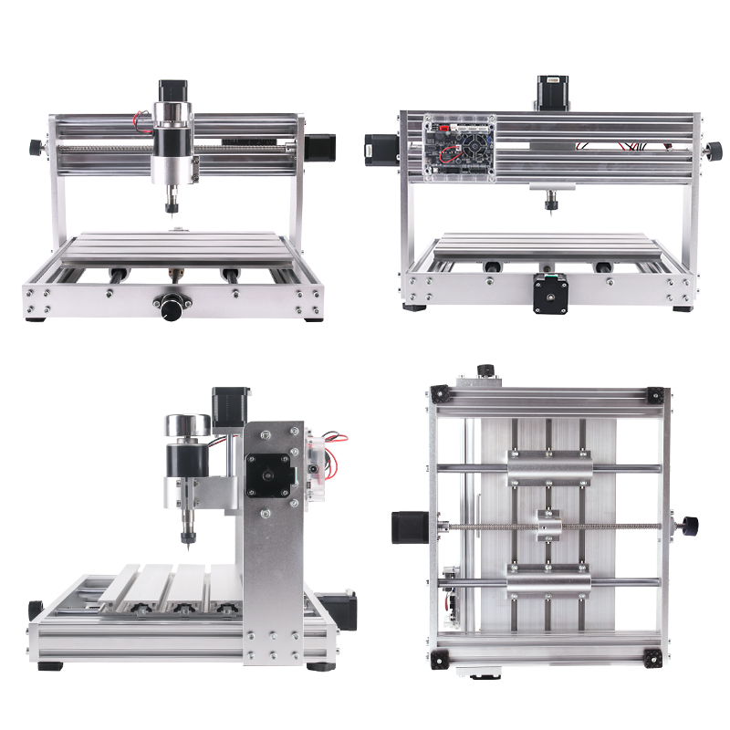 CNC Machine 3 Axis PCB Milling machine With 200W Spindle