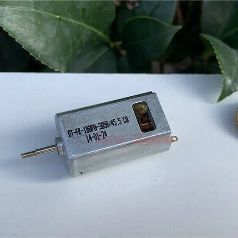 DC 6V 7.2V 23800RPM High Speed Magnetic Mini FK-180PH HM Motor cooling hole Car
