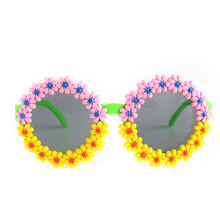 Модные забавные трендовые поляризованные солнцезащитные очки