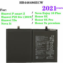 HB446486ECW Battery For Huawei P20 lite,Huawei Y9s,Huawei P smart Z,Honor 9X/9X Pro,Honor 9X remium,Nova 5i,Nova Enjoy 10 Plus