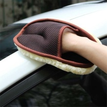 Car Washing Gloves Cleaning Mitt Wash Glove Maintenance Soft Coral Fleece Car Washing Beauty waxing tool Multifunction