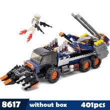 Science fiction Constructor Model Kit Blocks Compatible Legoingly Bricks Toys for Boys Girls Children Modeling constructor