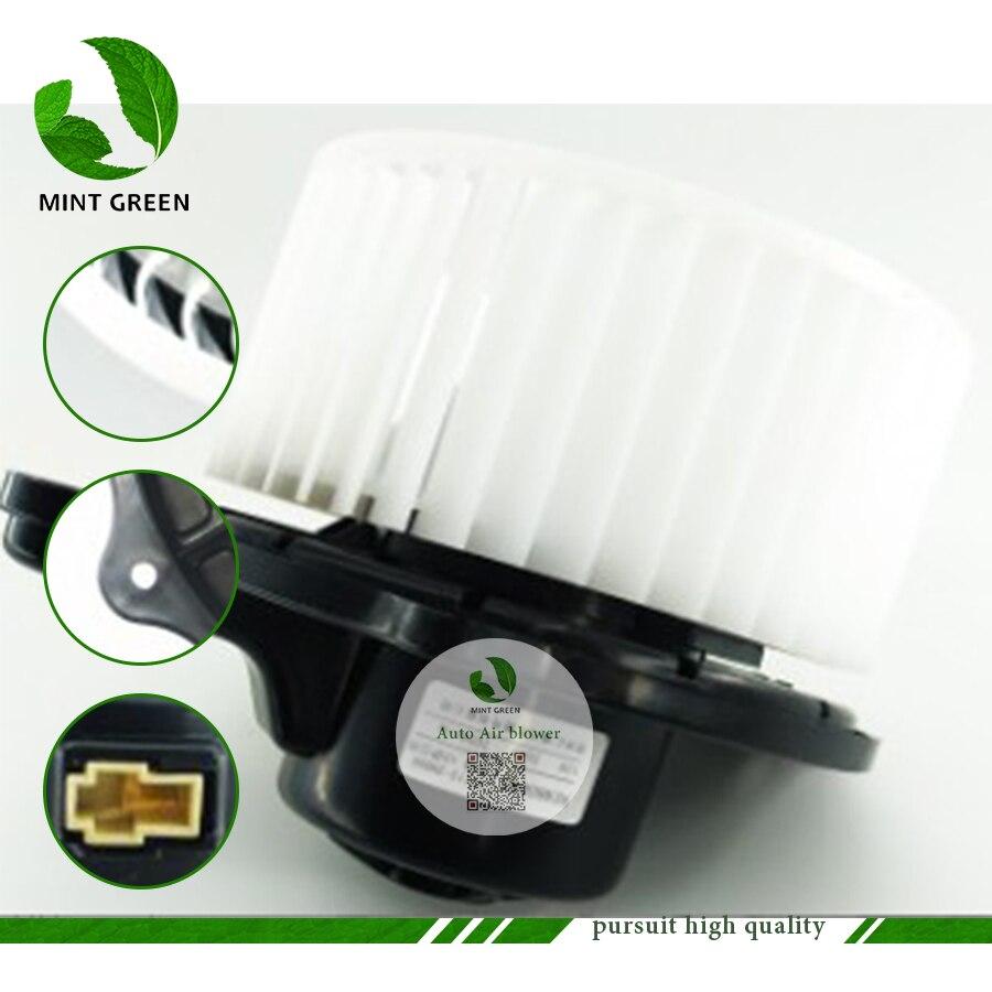 لشركة هيونداي H1 12 فولت السيارات التيار المتناوب مروحة محرك سخان منفاخ 97114 4H000 971144H000محركات المنفاخ   -