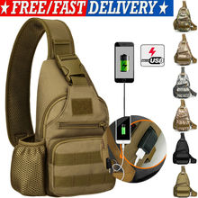 Chest Pack Men Casual Shoulder Crossbody Bag USB Charging Chest Bag Waterproof Oxford Travel Sling Bag Messenger Bag Male смартфон samsung galaxy s8 plus sm g955 титан