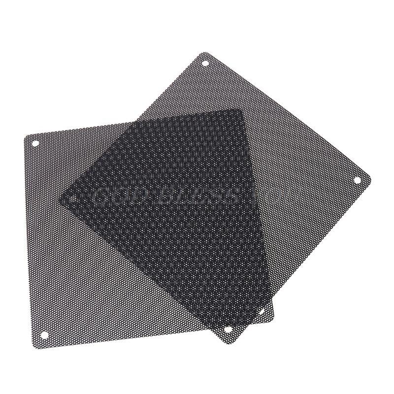 5PCS PC Computer Case Fan Cooler Dust Filter Dustproof Mesh 140mm Cuttable PVC