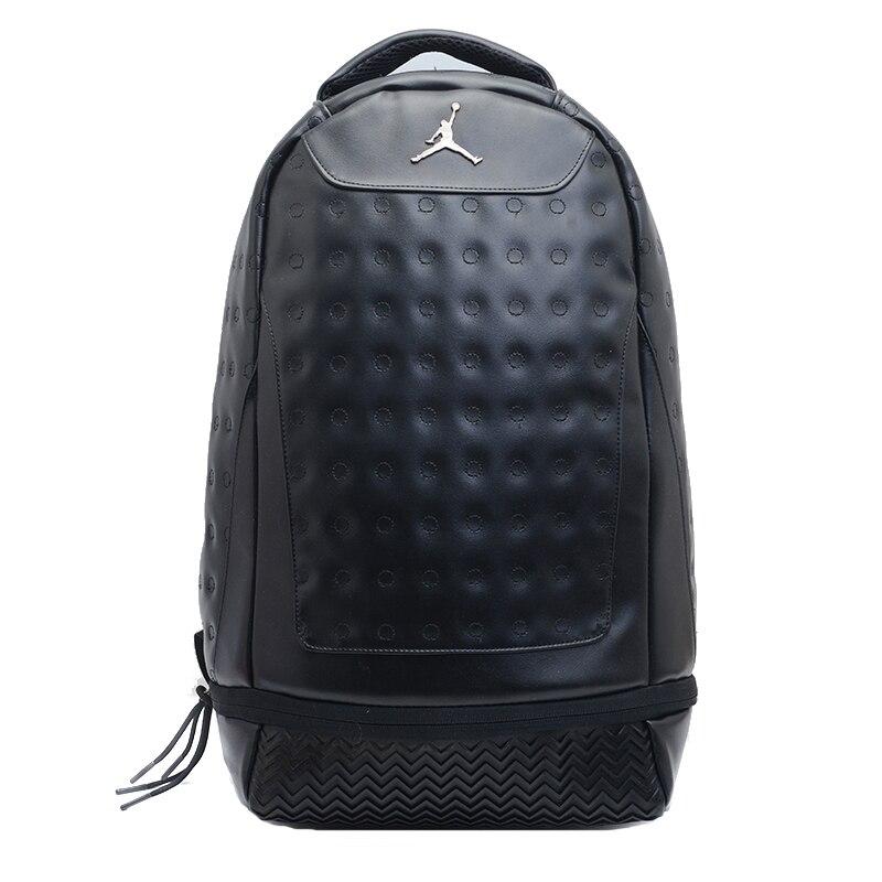 Nike Air Jordan sac à dos d'entraînement en plein Air sac de randonnée grande capacité mode sac d'école AJ11 - 6