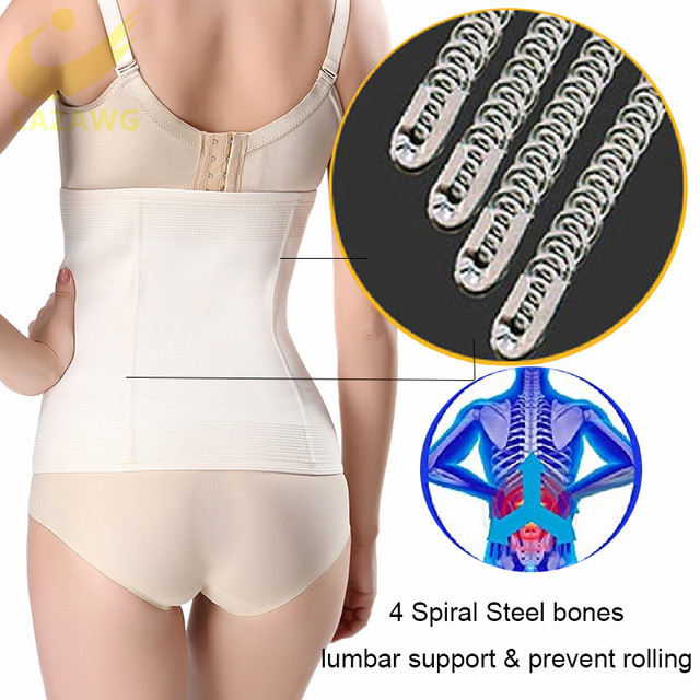 SEXYWG Waist Corset Trainer Sauna Sweat Sport Girdle Postpartum Belly Band Support New After Pregnancy Belt Band Pregnant Seamle 3