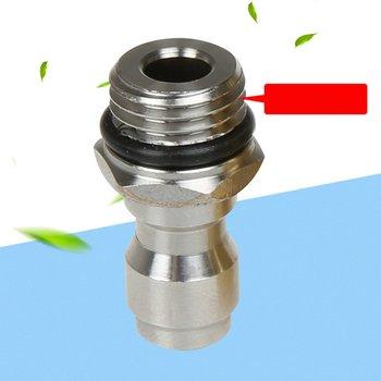 High Pressure Cleaner Water Gun Head 1/4 Ferrule M14 Water Gun Foam Pot Accessories Quick Connector Connecting Parts