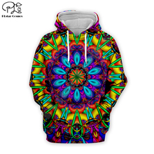 3D Psychedelic Hoodies Trippy Graffiti Print Hooded Pullover colorful Painting Men Women Plus Size Sweatshirt Tracksuit CO-010