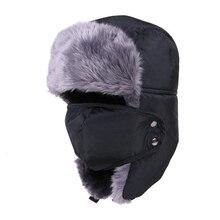 Новинка, Балаклава, шапка-ушанка, шапки-ушанки, шарф для мужчин и женщин, русский охотник, шапка-ушанка, лыжная шапка для снежной погоды, шапка со шрамом