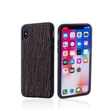 Di lusso Del cuoio Genuino con all inclusive bark texture Fhx zt cassa del telefono per il iPhone 7 8 Più di X XR XS MAX 11 11Pro MAX cassa Del Telefono