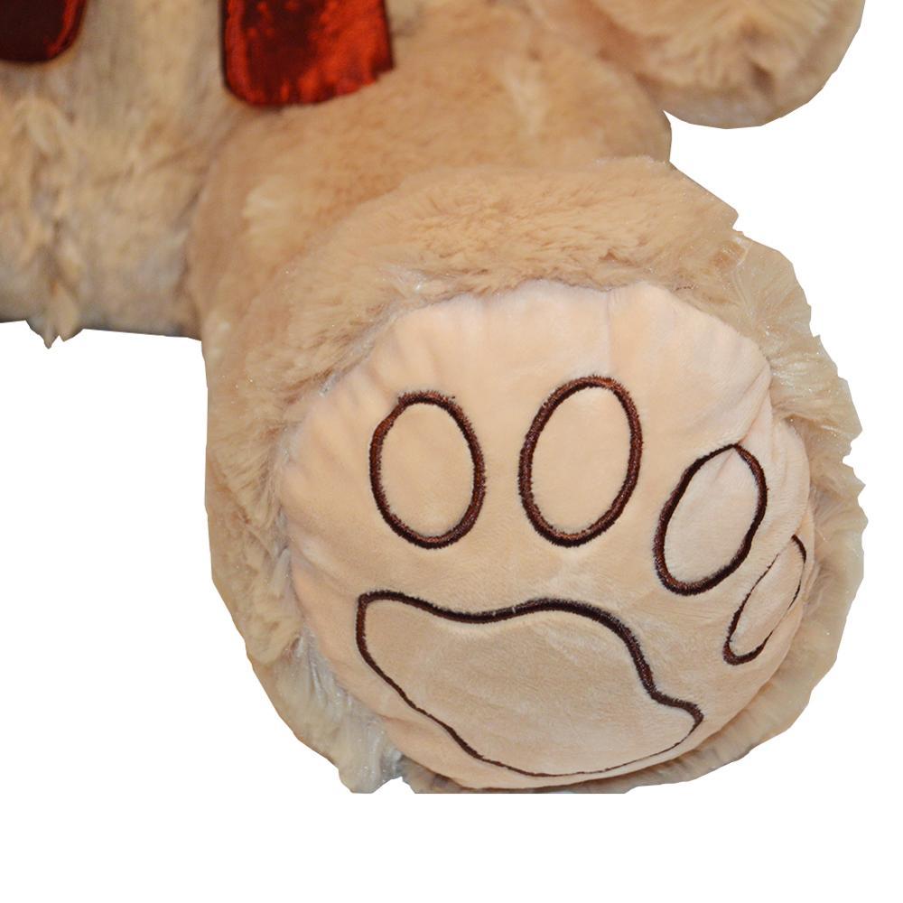 60см Гигантские большие медведи Фаршированные детские игрушки Коричневая вечеринка для детей подарок на день рождения мягкая подушка Куклы... - 4