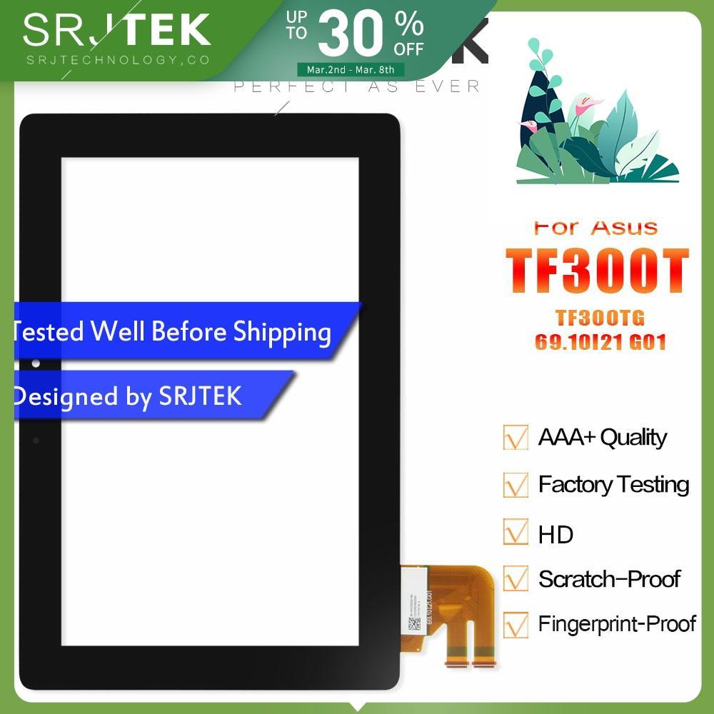 For Asus EeePad Transformer TF300 TF300T TF300TG (69.10I21.G01 Version) Touch Screen Digitizer Replacement Part