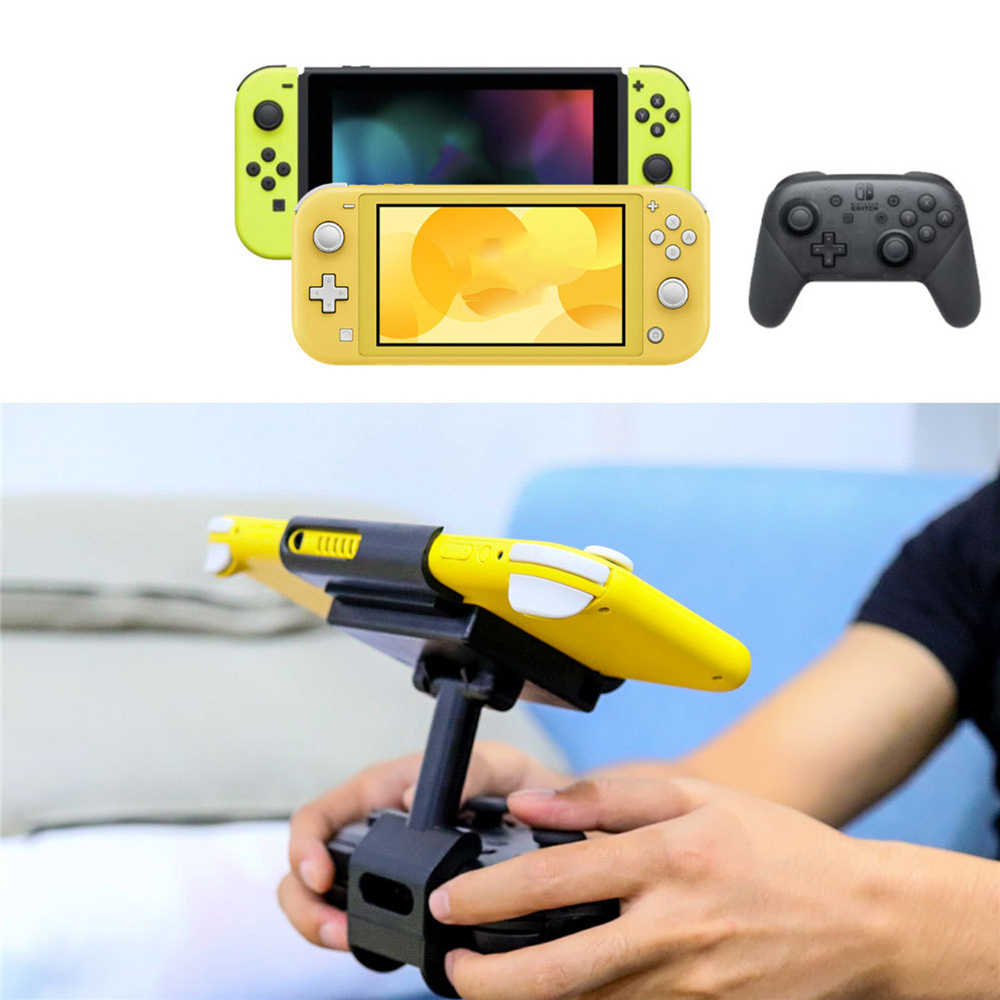 Game Console Holder Adjustable Cradle Bracket For Nintend Switch Lite Multi Angle Gaming Stand For Nintend Switch Pro Controller Aliexpress