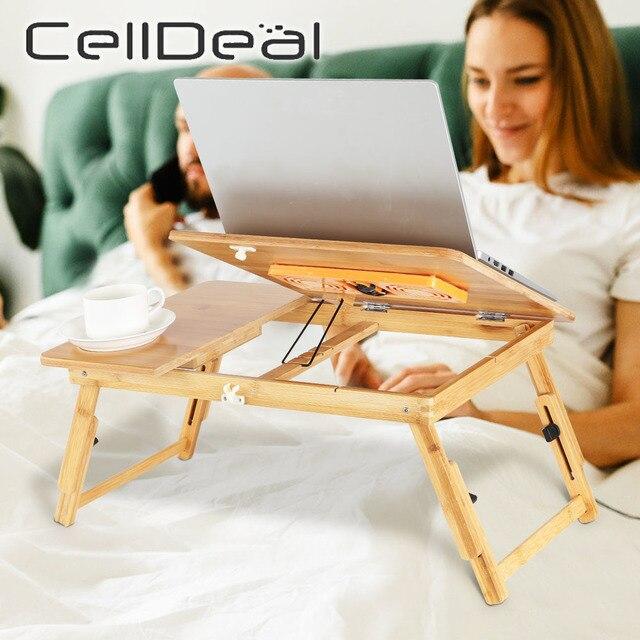 Foldable Table Top Desk 2