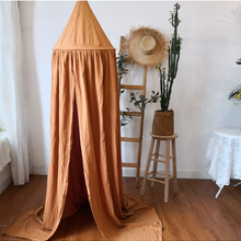 Mosquito-Net Tent Decor Bed Canopy Crib Bedding Curtain-Room Dome Girl Baby Princess