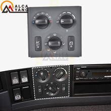 Switch-Panel Truck Volvo 24V for FM FH Combined-Switches 85115380/20853478/21272395/..