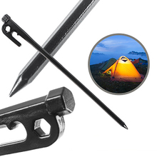 Outdoor camping tent nails cast iron stainless bold nail accessories 20-30cm